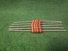 (1) 5 Pack Carbon Comp 30K OHM 1 Watt 5% Resistors NOS