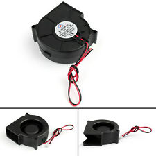 1xBrushless DC Cooling Blower Fan 12V 7530s 75x75x30mm 0.18A Sleeve 2 Pin USF A8
