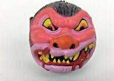 Madball Vintage Wolf Breath Pink Popper Head Part Only 1980's TCFC