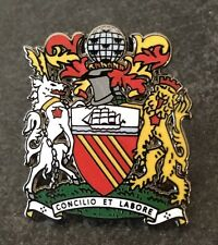Manchester United Club Suit Crest Pin Badge