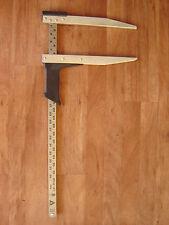 Kleiber Messkluppe 40cm für Motorsäge- Arbeiten / Holz/ Brennholz/ Waldarbeiter