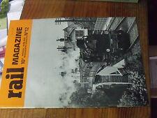 8µ? Revue Rail Magazine n°12 Signalisation Voiture banlieue 3 essieu PLM BB 9003