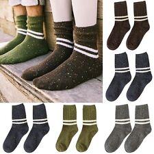 High Korean Fashion Women Socks Cotton Socks Trend Stripes Sports Students  New.