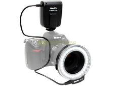 Illuminatore anulare a led x riprese macro dedicato Nikon (pellicola e digitale)