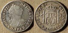 Bolivia: 1 R. 1782 Ptspr Xf+ Km#52 Ir6288