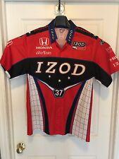 Ryan Hunter-Reay Wining, Rare, Andretti Autosports  Indycar Crew Shirt Size M
