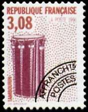 """FRANCE PREOBLITERE TIMBRE STAMP N° 218 """" MUSIQUE TAMBOURIN """" NEUF xx LUXE"""