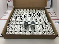 100x Black 1A Usb Power Adapter Ac Home Wall Charger Us Plug for iPhone 5 6 7