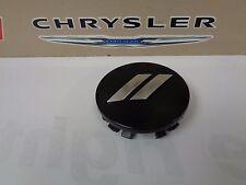 "11-17 Dodge Charger Challenger 20"" Wheel Center Cap Daytona T/A Black Mopar OEM"