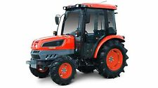 KIOTI EX 40 & EX 50 TRACTOR WORKSHOP & PARTS MANUALS PDF CD