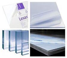 Polycarbonate Lexan Clear Plastic Sheet 14 6 Mm 36 X 24