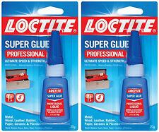 Loctite 1365882 20-Gram Bottle Liquid Professional Super Glue 2 Pack *