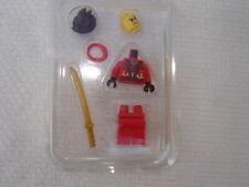 BLISTER FIGURINE LEGO NINJAGO  njo091 KAI REBOOTED TECHNO ROBE