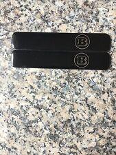 2x Brabus Sticker Aufkleber Emblem Logos Smart &Mercedes