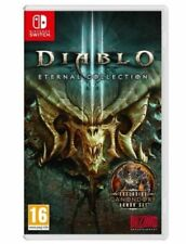 DIABLO III 3 ETERNAL COLLECTION EDITION  NINTENDO SWITCH PAL NEW REGION FREE