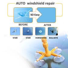 Car Glass Repair Tool Kits Auto Glass Windshield Windscreen Instrument Kits