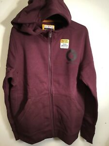 Carhartt 103403-518 Women's Force® FastDry® Delmont Zip Front Hooded Sweatshirt