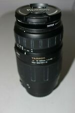 TAMRON AF LD 70-300mm Tele-Macro 1:4-5.6 Zoom Lens Canon Mount