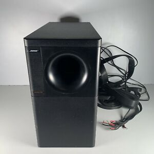 Bose Acoustimass 6 Series III Home Theatre Speaker System Subwoofer Only w/Cable
