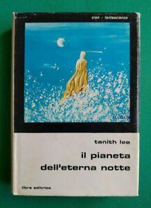 Il Pianeta Dell'Eterna Notte - Tainth Lee - Libra Editrice 1981