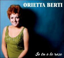 Io Tu e le Rose [Digipak] * by Orietta Berti (CD, 2009, Venus (USA))