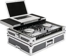 """MAGMA DJ CONTROLLER WORKSTATION DDJ SR RR flight case  pioneer SR  RR laptop 17"""""""