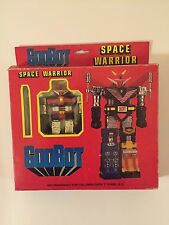 GodBot Space Warrior Robot Vintage New in box