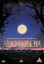 Arachnophobia DVD Region 2 1991
