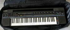 More details for rare vintage 1984 casio ct-5500 keyboard. 61 keys + padded bag. cool sounds!