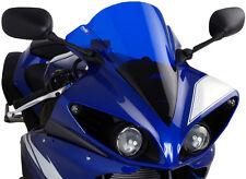 PUIG RACING SCREEN BLUE R1 '09 Fits: Yamaha YZF-R1,YZF-R1 LE