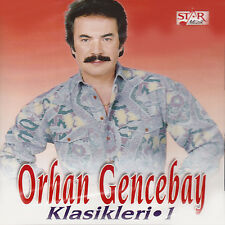 ORHAN GENCEBAY - KLASIKLERI 1 - CD ALBEN