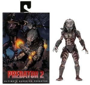 NECA Predator 2 Ultimate Guardian Predator Action Figure Official PREORDER
