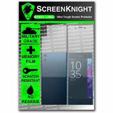 Screenknight Sony Xperia XZ Full Body Proteggi Schermo-SCUDO MILITARE