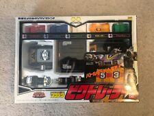 Bandai Power Rangers Turbo Carranger Megazord Victrailer Artillatron MINT 1996