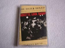 Roxette – Look Sharp! Cassette album, 0 077779109845,UK issue.