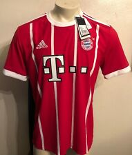 741794114ab Jerome Boateng 2017 Fc Bayern Munchen Striped Jersey Autographed New With  Tags