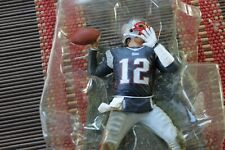 TOM BRADY, NFL 11, LOOSE BLUE JERSEY MCFARLANE, NEW ENGLAND PATRIOTS