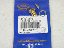 80-83 KAWASAKI KZ550 LTD NEW K&L FLOAT VALVE NEEDLE & SEAT ASY 18-4621