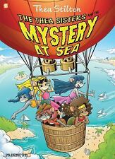 """Thea Stilton Graphic Novels #6 : """"the Thea Sisters and the Cave of Myste..."""