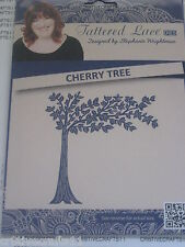"TATTERED LACE DIES ""CHEERY TREE"" TTLD626 FRUIT/ LEAVES FOR CARDS & SCRAPBOOKING"