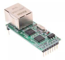Ethernet A TTL RS232 Serial Ttl para TCP/IP RJ45 Convertidor Módulo de transmisión