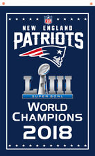 New England Patriots Champions flag 90x150cm 3x5ft best Vertical banner