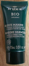 NUXE Bio Algue Marine 15ml neu vegan Fluid Gesichtcreme Naturkosmetik Algen