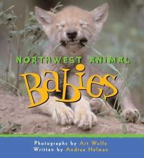 Northwest Animal Babies by Andrea Helman, NEW Paperback, We Combine Shipping