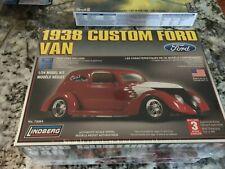 Lindberg 1/24 scale 1938 Custom Ford Van model car kit