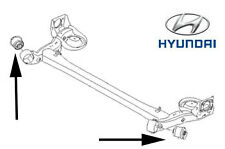 Genuine Hyundai i10 Rear Axle Bushes - 551600X000