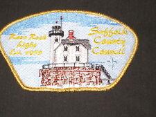 Suffolk County Council sa63 CSP. Race Rock Light house
