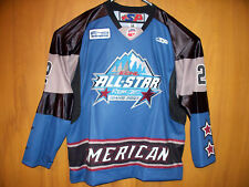 ECHL ALL-STAR GAME WORN JERSEY- ECHL - JON AWE