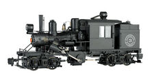 Bachmann G Scale 85094 Elk River Coal & Lumber Company #3 - Two-Truck Climax