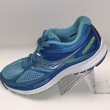 Saucony Guide 10 Women's Running  Shoes Size US 6.5 Blue S10350-1              C